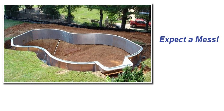 Swimming Pool Construction Hickory NC
