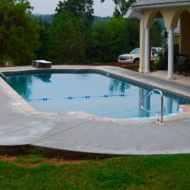 Pool Builders Lenoir NC